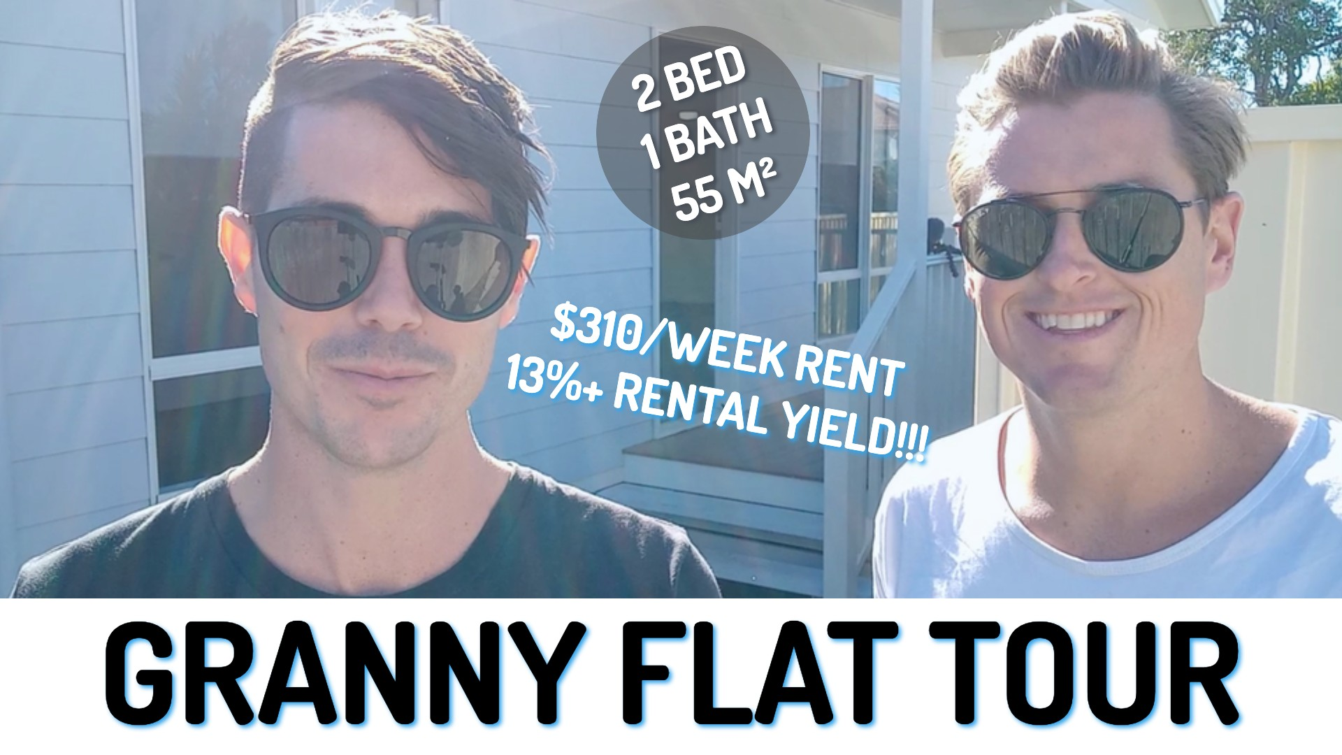 Newly Built Granny Flat With Side Access Tour - 13%+ Rental Return