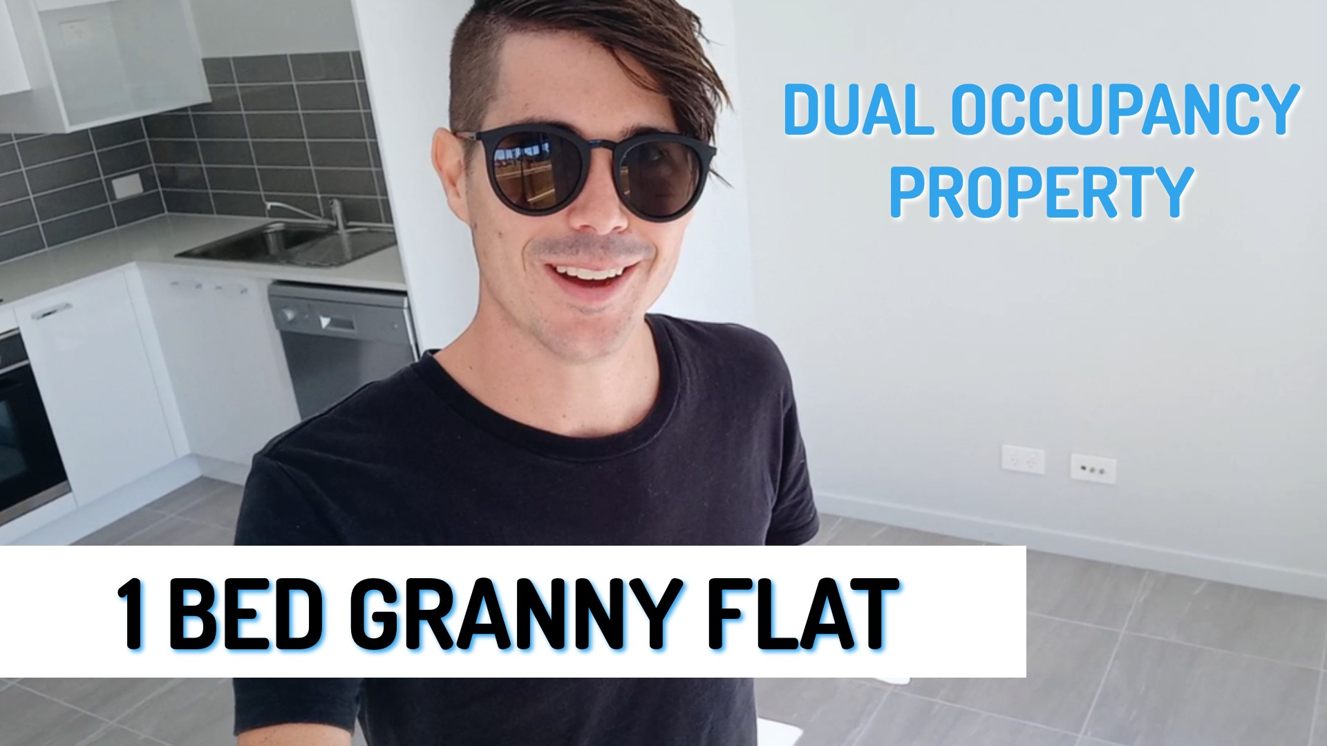 1-Bedroom Granny Flat Tour - Dual Occupancy Property