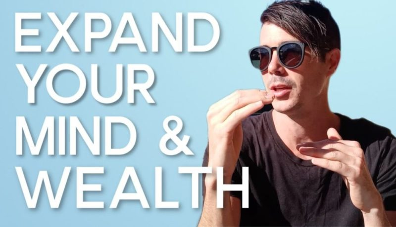 Grow Your Wealth Exponentially By Expanding Your Mind