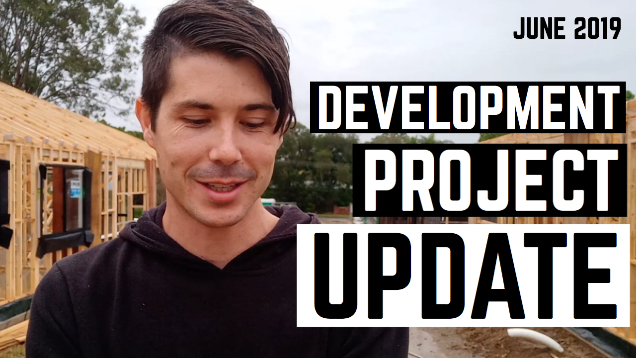 6 Dual Income Properties Being Built! (Development Update June 2019)