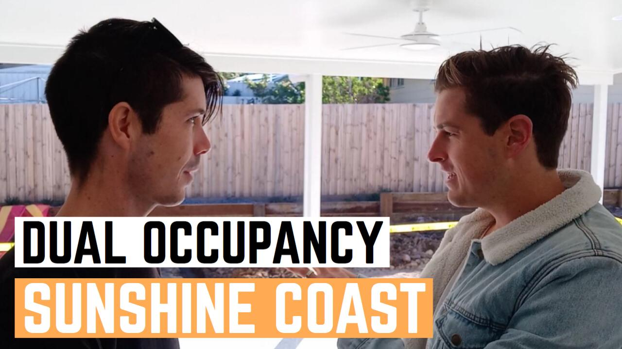 Dual Income Sunshine Coast Near The Beach | Ben's Development Project Update