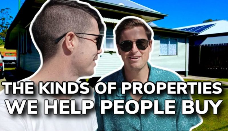 The Kinds Of Property We Help People Buy