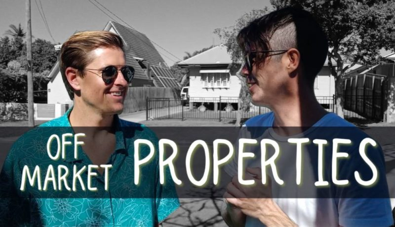How To Get Access To Off Market Properties