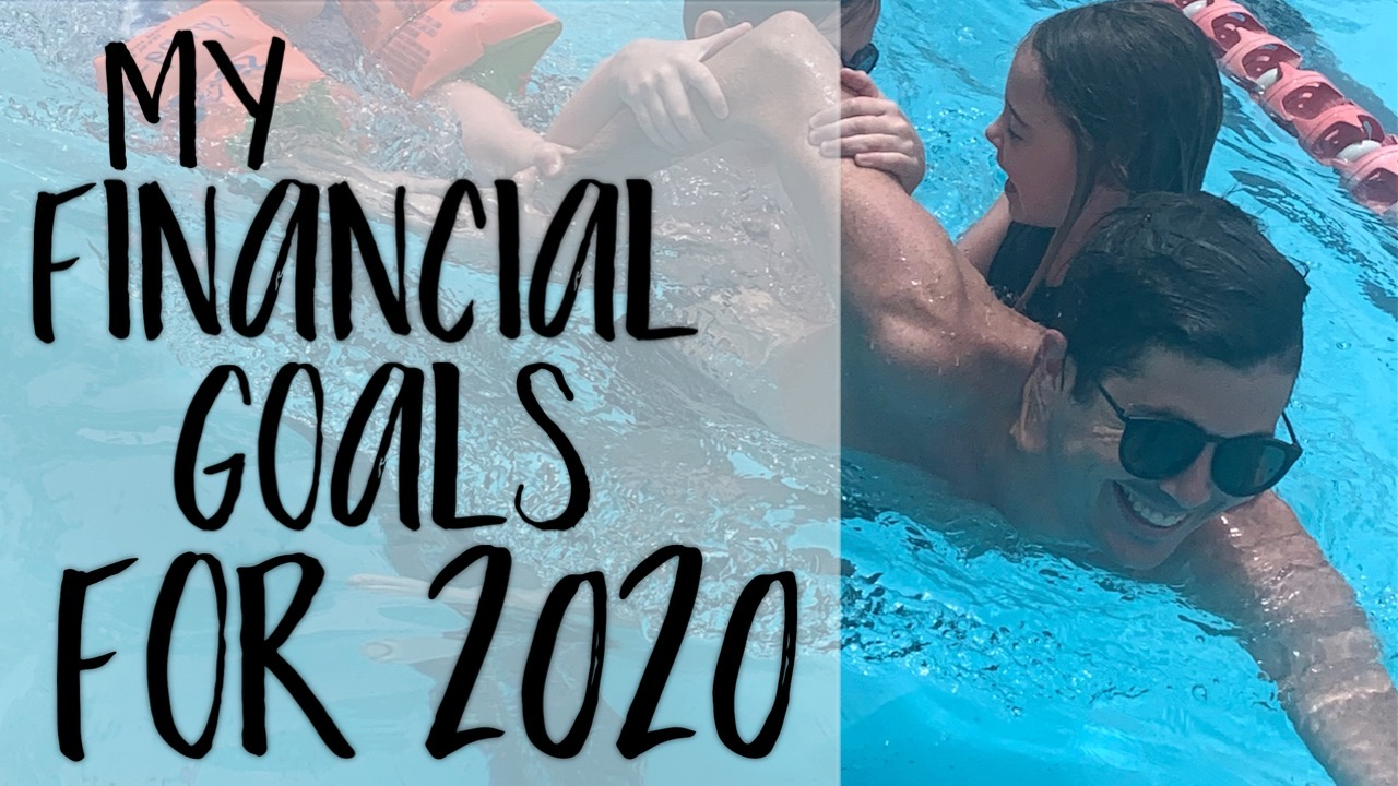 My Financial Goals For 2020 - Achieving Financial Freedom...Again