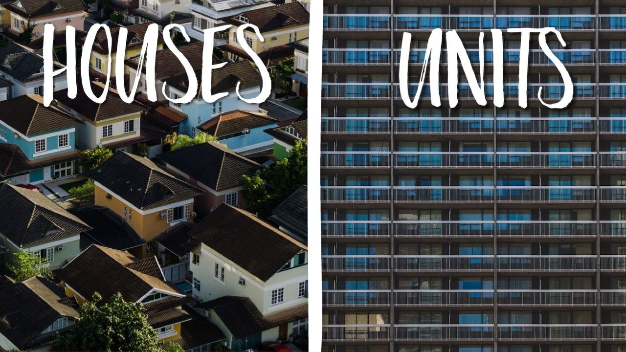 6 Benefits of Houses over Units