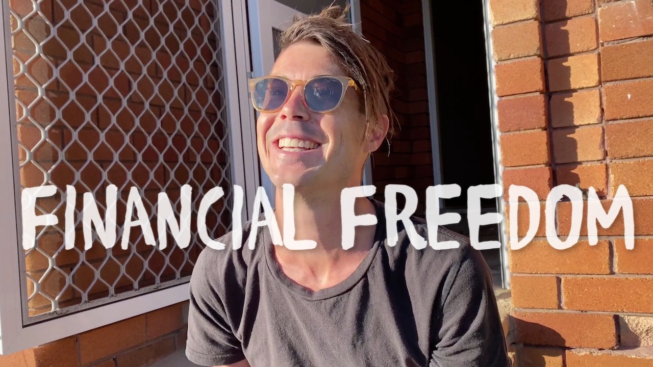 Financial Freedom Is The Ultimate Goal