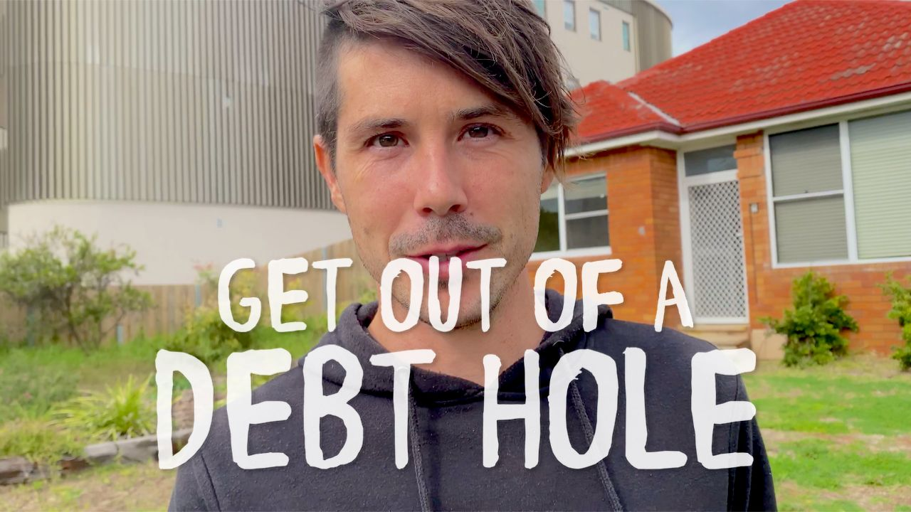 How To Get Out of A Debt Hole