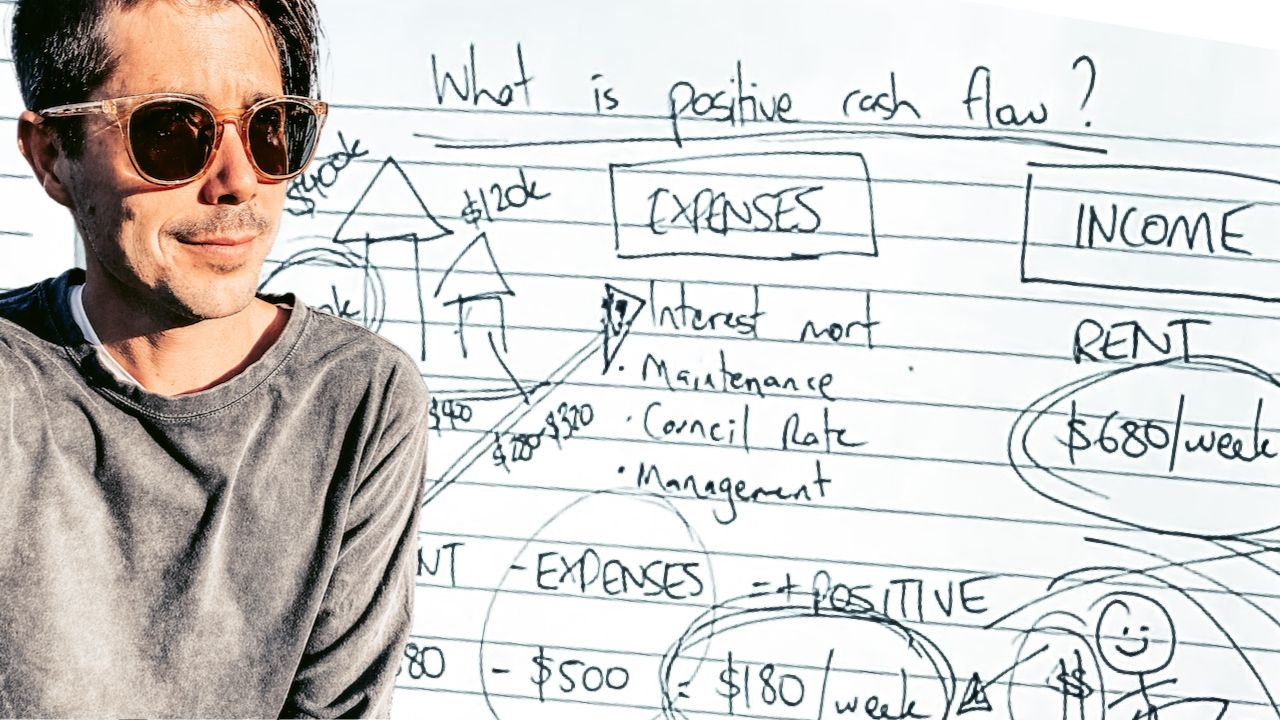 Positive Cash Flow Explained Simply (with Pen and Paper)