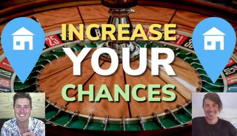 Massively Increase Your Chances of Property Success