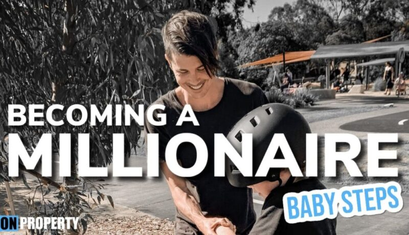A Baby Step Towards Becoming a Millionaire
