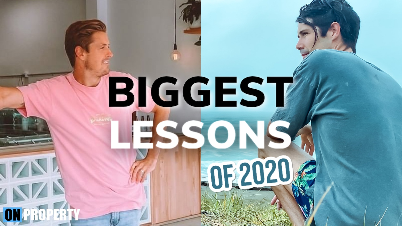 15 Property and Personal Lessons This Year