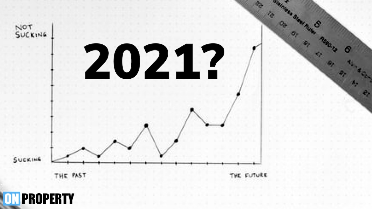 Is 2021 A Good Time To Invest In Property?