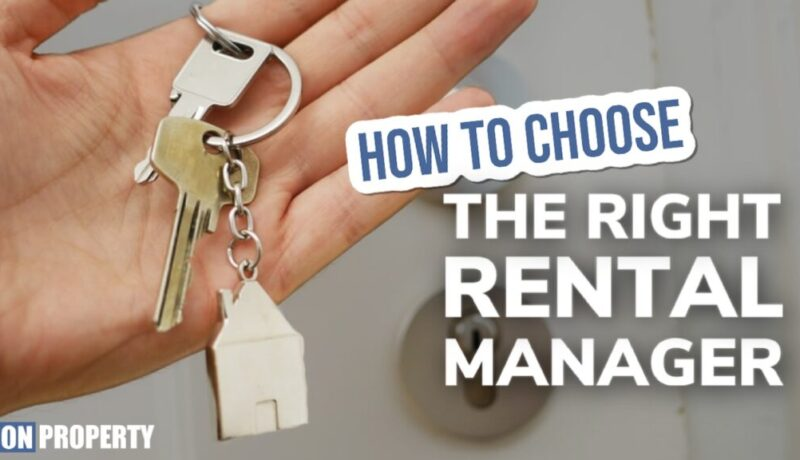 How To Choose The Right Rental Manager