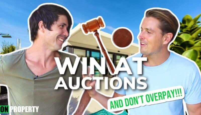How To Win a Property Auction and Stop Overpaying
