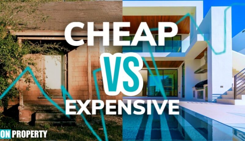 Cheap vs Expensive Suburbs: Which Get More Capital Growth?
